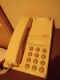 電話ありました。
