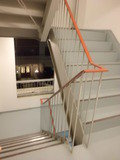 ホテルの階段です。