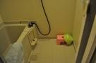 シャワーが何とか