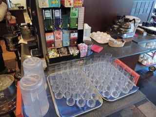 飲み物もいっぱい選べます。