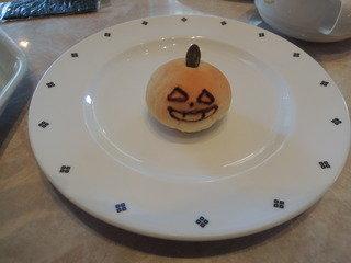 怖いカボチャお菓子!