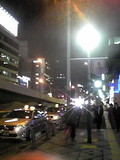 梅田から歩いてみました