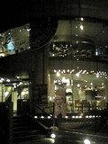 夜のレストランです
