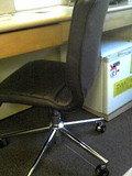 ビジネス用の椅子です