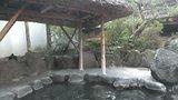 朝の露天風呂4