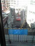 窓からの景色です