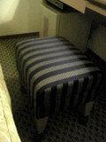 特徴的な椅子です