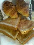 パンがたくさん