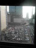 窓からの眺めです