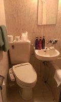 バスルーム全体です