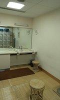 大浴場の洗面所です