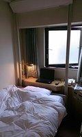 朝の部屋です