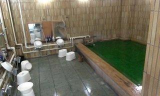 本館にある大浴場です