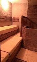 本館大浴場にはサウナもありました