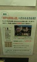 神戸異人館の家内です
