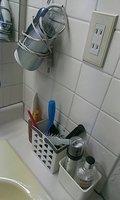 洗面所のアメニティです