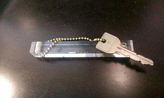 部屋のキーです