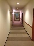 客室フロア廊下①