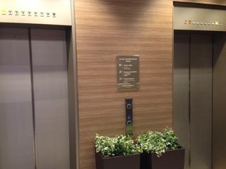 ホテルエレベーター