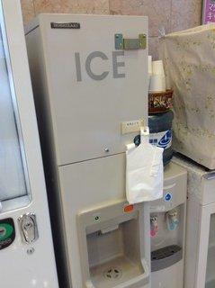 製氷機とウォーターサーバー