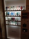 1階タバコ自動販売機