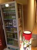 廊下にあった飲料水販売
