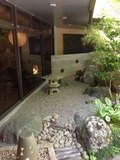 玄関の装飾④