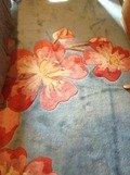 部屋の絨毯