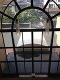 ホテル2階からの眺め