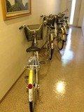 自転車レンタル可能