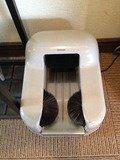 靴洗浄機あり
