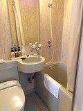 バスルーム全景