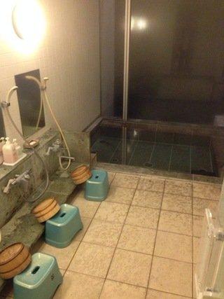 展望浴場浴室