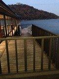 湖畔クルーズ船乗り場