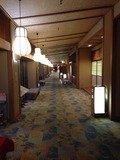 宴会場廊下