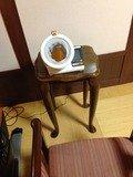 大正浪漫の湯  血圧計