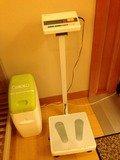 遠州絵巻の湯  体重計