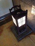 遠州絵巻の湯 行燈