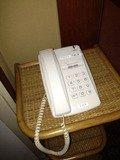 宴会フロア内線電話