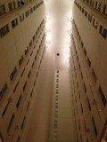 ホテル吹き抜け