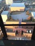 ホテル隣のコングレスセンター