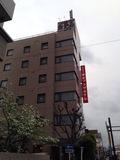 ホテル正面外観