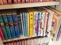 子供向け図書コーナー