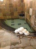 男性大浴場湯船