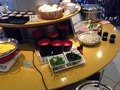 朝食バイキングお味噌汁コーナー
