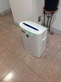 ロビーの空気洗浄器