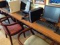パソコンコーナー