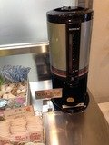 朝食バイキングコーヒーコーナー