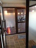 展望大浴場浴室入口