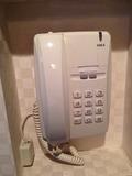 エレベーターホール内線電話